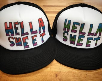 Hella Sweet Hat