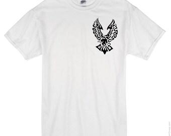 Phoenix tattoo etsy for Phoenix t shirt printing