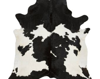 pure cowhide new black and white cowhide rug exotic leather area rug cow skin