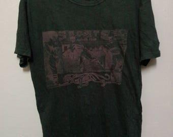 Rare!! Vintage Krizia Uomo  Sportware T-Shirt Size M Made in Italy
