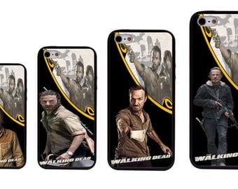 Rick Grimes Walking Dead Phone Case