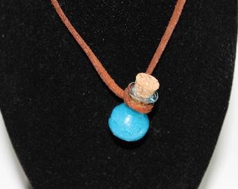 Health & Mana Potion Necklaces