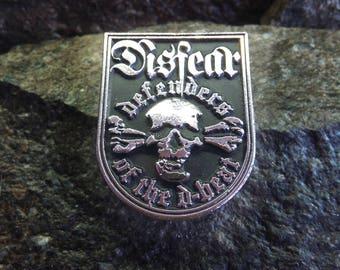 Disfear Metal Pin