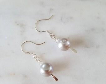 Grey Pearl Paddles