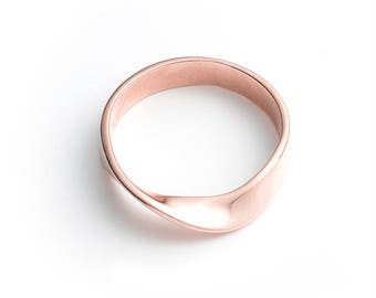 Grand Ring in 14k Rose Gold