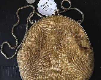 La Regale Ltd Vintage Beaded Evening Bag