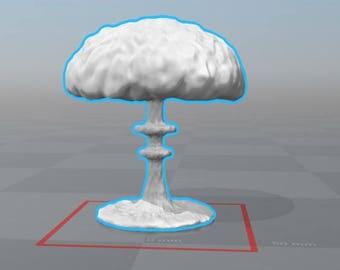 Nuclear Blast Template