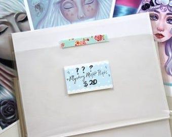 Mystery Misfit Fine Art Prints