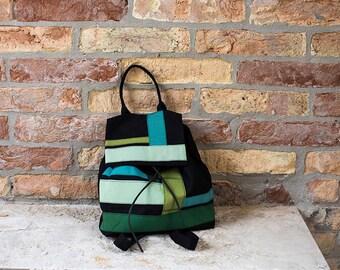 Zaino Small - Backpack Small - Backpack - Travel Backpack - Made in Italy Backpack - Zaino Made in italy - Zaino piccolo - Zainetto
