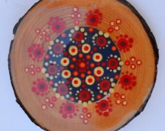 The Romance Mandala Coaster