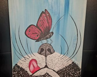 Cat Nose Butterfly