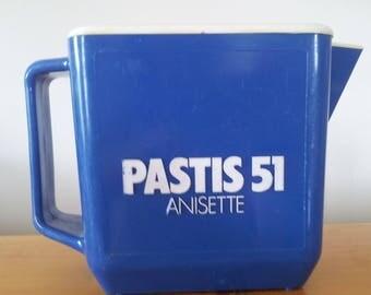 French bar traditional pastis 51 jug
