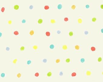 Nani Iro Japanese Fabric Kokka Colorful Pocho Double Gauze - harmonic - 50cm