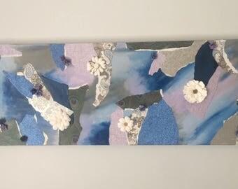 Customized Embillished Canvas Board