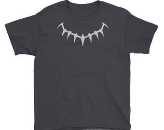 Africa Tribal Necklace Youth Short Sleeve T-Shirt