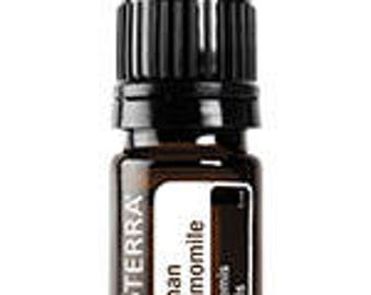 Roman Chamomile Essential Oil doTERRA EO 5 ml Bottle