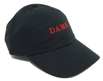 "Damn ""kendrick lamar"" hat"