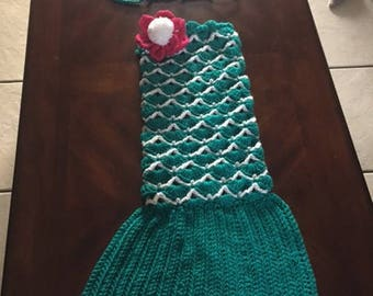Mermaid Tail with accessories
