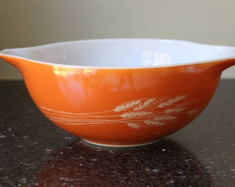 Pyrex Autumn Harvest Cinderella Bowl - #443, 2.5 l