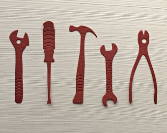 Tool Set Die Cuts