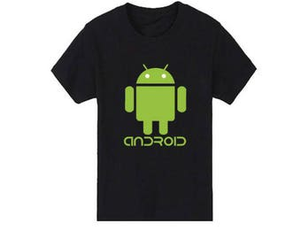 Android  T-Shirt for children - available in many sizes and colors