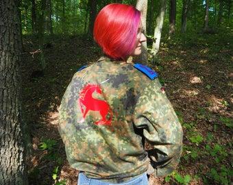 Army jacket Xasaya
