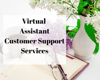 Virtual Assistant Customer Support| Customer Service| Appointment Scheduling| Customer Satisfaction Follow Up