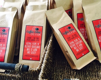 Coffee Ethic Italia Dark Roast - Beans