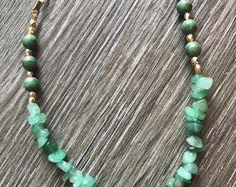 Jadeite Stone Necklace