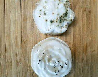 Organic Goats Milk Earl Grey Tea Soap