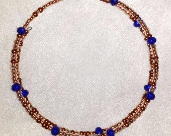 Buddy Beads Memory Wire Wrap Bracelet