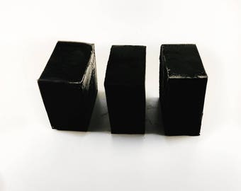 Activated Charcoal Soap Bar + Essential Oils