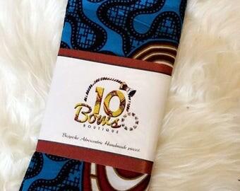 Ankara African Fabric Headwrap