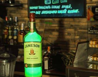 LED Lamp bottle