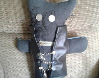 Doovoo Doll Morph Harley Rider