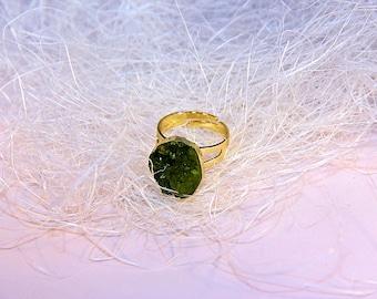 "Ring ""Green Mile"""