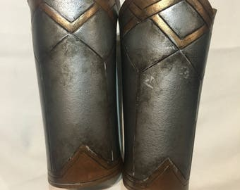 Wonder Woman 2017 bracers