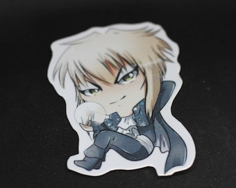David Bowie-Labyrinth sticker