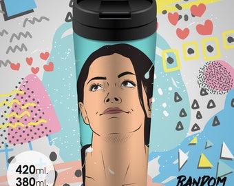 Root Show, Feminist, Mugs, Travel mug, Fandom mug, Travel gift, mugs, coffee cup,  drinkware, Mug for her