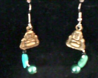 Budda Earrings