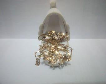 Brooch antique peranakan baba-nyonya