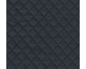 Quilted black France Duval Jersey
