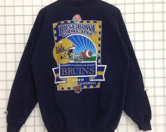 RARE !!! UCLA Sweatshirts Big Logo Nice Design