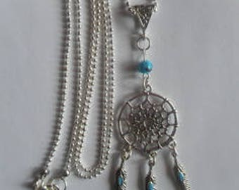 Fantasy, dream catcher necklace / gift / birthday / Christmas/holiday/thank you