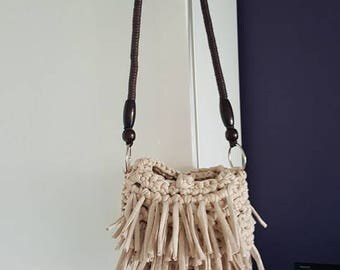 beige traphilo carrying bag (zpagetti)
