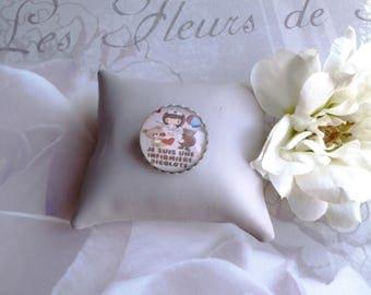 Nurse pin badge