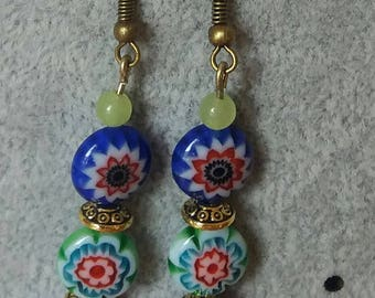 Happy Carnival earrings