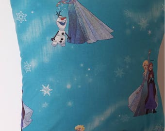 Disney Frozen pillow cover / 40x40cm/Princess/kids gift decoration