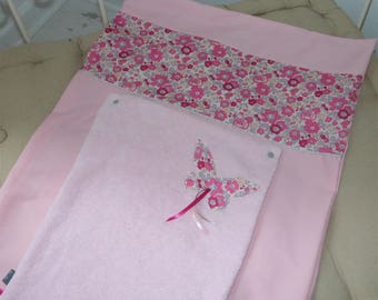 Changing mat cover liberty Betsy bougainvillea to order