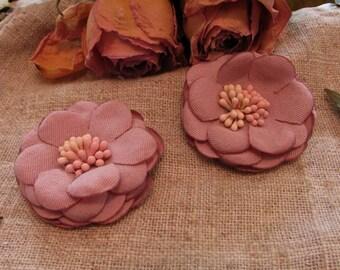 Applique flower to sew or glue